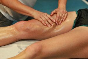 спортивний масаж у Львові