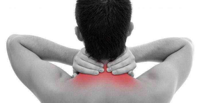 Болить шия, спина та хребет